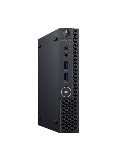 Dell OPTIPLEX N002O3060MFF_UBU I3-8100T 4 GB 500 GB DOS MİNİ PC Renkli